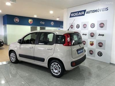 used Fiat Panda 1.2 Lounge 119g (69cv) (5p)