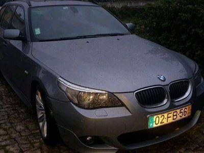brugt BMW 535 e61