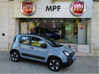 usado Fiat Panda 0.9 TWINAIR WAZE S&S