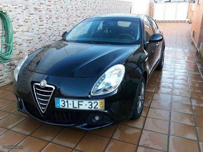 used Alfa Romeo Giulietta trevo