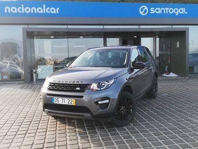 usado Land Rover Discovery - UsadoS.2.0 TD4 HSE Auto