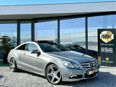 usado Mercedes E250 COUPE AVANGAR