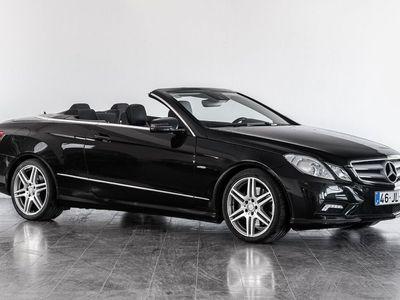 usado Mercedes E350 AMG CABRIO