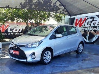 usado Toyota Yaris 1.4 D4D CONFORT