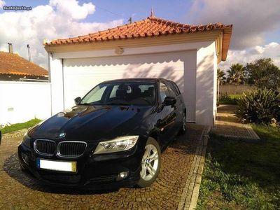 brugt BMW 320 e91 LCI