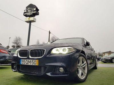 usado BMW 535 XDrive Pack-M 313Cv