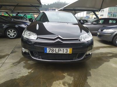 usado Citroën C5 1.6 HDI Exclusive