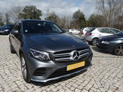 usado Mercedes GLC250 Classed AMG 4-Matic (204cv) (5p)