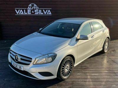 usado Mercedes A180 1.5 diesel 115 cv urban Nacional
