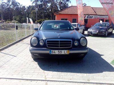 usado Mercedes E220 Elegance