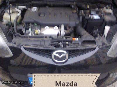 gebraucht Mazda 2 1.4