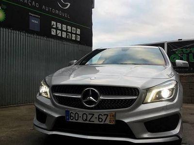 usado Mercedes CLA200 AMG -