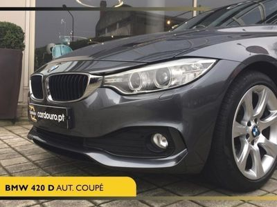 used BMW 420 D AUT. COUPÉ