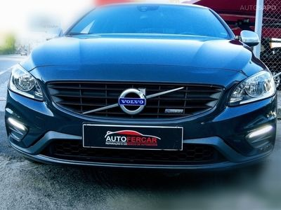 usado Volvo V60 1.6 D2 Drive R-Design Start/Stop (115cv) (5p)