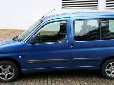usado Citroën Berlingo 1.4i A.Troca -