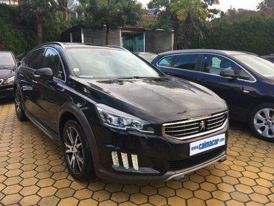 usado Peugeot 508 RXH 2.0 E-HDI Hybrid4 200cv