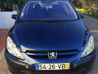 gebraucht Peugeot 307 1.4 Hdi