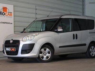 used Fiat Doblò Panorama 1.3 M-Jet