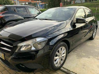usado Mercedes A180 ---