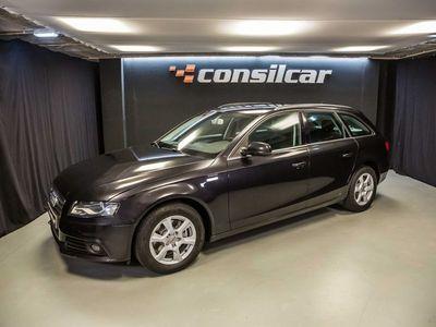 usado Audi A4 Avant 2.0 TDI Multitronic Exclusive