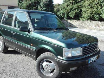 brugt Land Rover Range Rover 2.5 DT 136cv