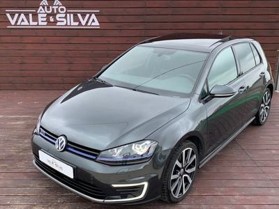 used VW Golf 1.4 Tfsi híbrido plug-in 204 cv GTE