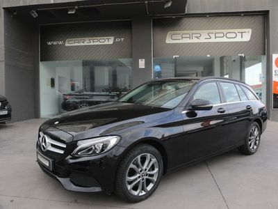 usado Mercedes C200 D 7G-TRONIC PLUS