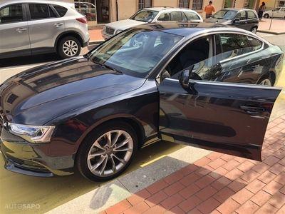 second-hand Audi A5 Sportback 2.0 TDi (177cv) (5p)