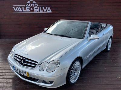 usado Mercedes CLK200 kompressor Avantgarde IUC antigo