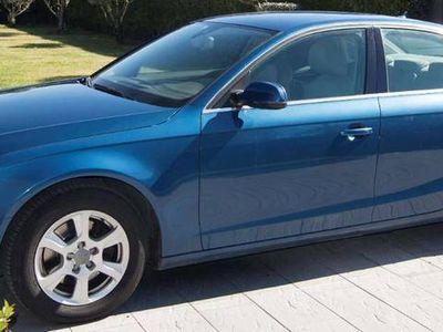 usado Audi A4 2.0TDI 143 CV