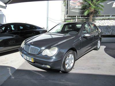 usado Mercedes C200 CDI Elegance