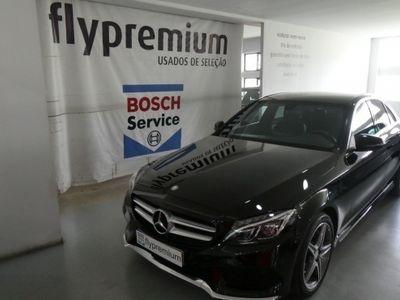 gebraucht Mercedes C300 BlueTEC Hybrid Pack AMG NACIONAL