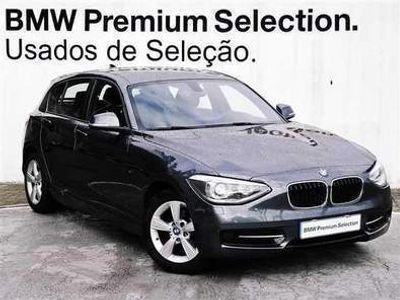 usado BMW 116 Série 1 d EDynamics Line Sport