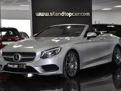 usado Mercedes S500 Classe4-Matic Pack AMG (455cv) (4p)
