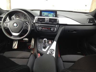 usado BMW 320 Série 3 d EfficientDynamics Line Sport Auto (163cv) (4p)