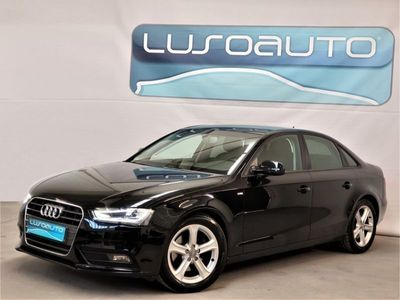 usado Audi A4 2.0 TDI S-Line