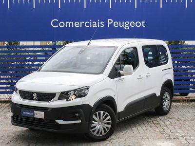 usado Peugeot Rifter Active 1.2 PureTech 110cv CVM6 2019