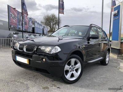 gebraucht BMW X3 3.0Da 204cv
