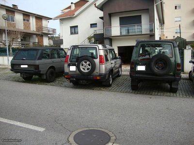 usado Land Rover Discovery Discoverys e Range