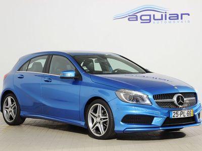 usado Mercedes A200 CDi AMG