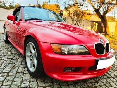 usado BMW Z3 1.8 Cabriolet C/NOVO