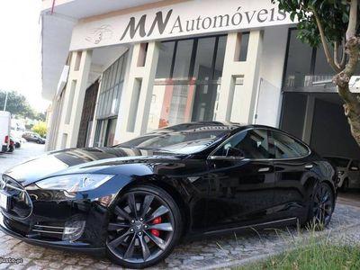 usado Tesla Model S P85 D Autopilot 7 L