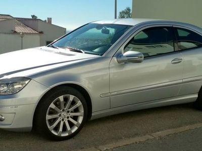 usado Mercedes CLC200 150cv 6vel.