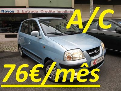 usado Hyundai Atos Prime 1.1 76EUR/MÊS Style A/C