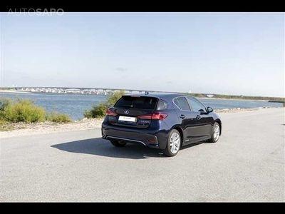 usado Lexus CT200h Executive+