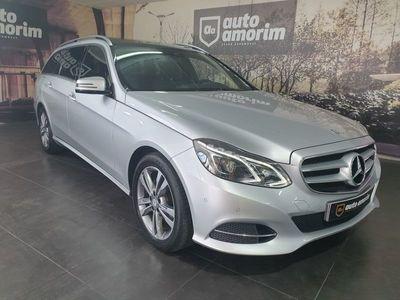 usado Mercedes E300 bluetec hybrid avantgarde