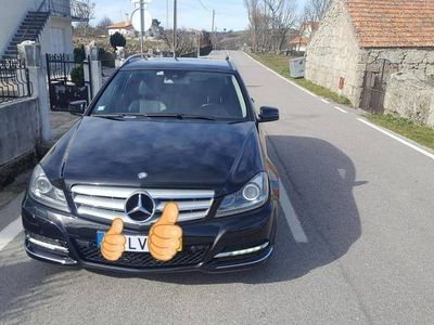usado Mercedes C250 Avangard