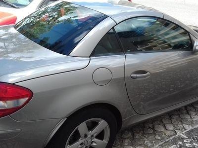 usado Mercedes SLK200 ClasseK (163cv) (2p)
