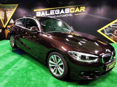usado BMW 116 1.6 d