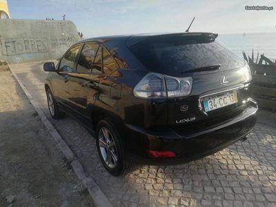 usado Lexus RX400 Híbrido